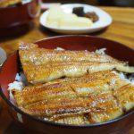 「うなぎのしお冨」でウナギ料理の体験!釣って、つかみ取りして、焼いて、食べる。