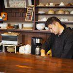 「開店から44年。お店は母親から継ぎました。」CAFE & DINING UP 小野勝利さん
