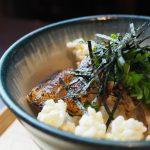 「和夢茶Cafe」の宇治抹茶つけうどん、麻婆抹茶豆腐、宇治抹茶だし茶漬け