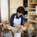 「今後、宇治川沿いで食べて貰えるようなお弁当もできれば」RAKU CAFE AND GALLERY 佐竹 絵里香さん