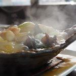 中国料理 游鈴(りゅうりん)おすすめ料理3品は季節野菜炒め、麻婆豆腐、五目おこげ