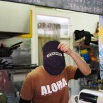 ハワイの空気感が再現されたcafe AINA