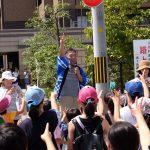 「前回は熱中症を出さないよう、皆気を使いながらやっていました」こはタウン 第2回 夏祭り 土田 晃久さん