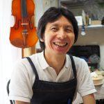 「半導体の会社でエンジニアやっていました」弦楽器工房 prio music&craft 吉田 圭さん